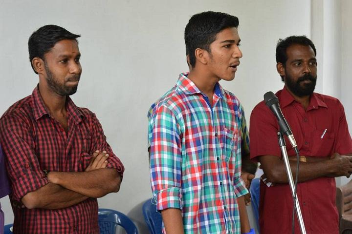 Rajiv Gandhi National School-Music-Competition