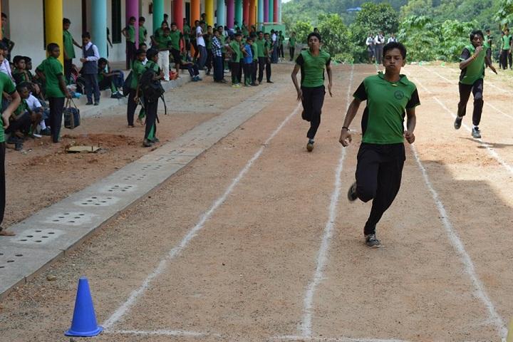 Rajiv Gandhi National School-Sports