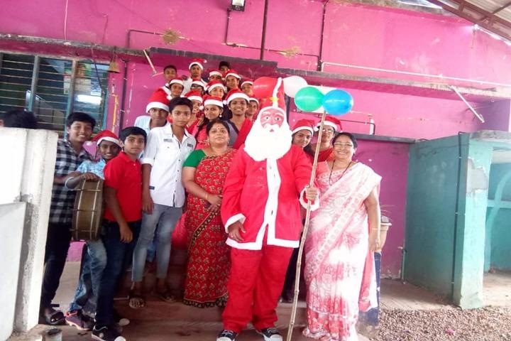 River De International School-Christmas Day