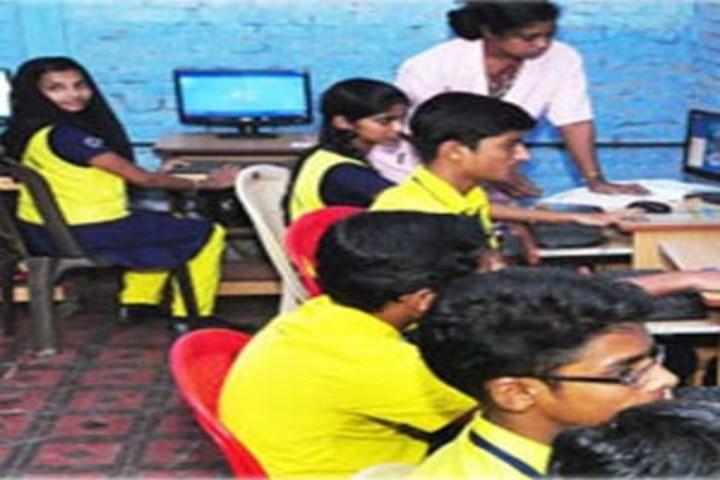 River De International School-Computer Lab