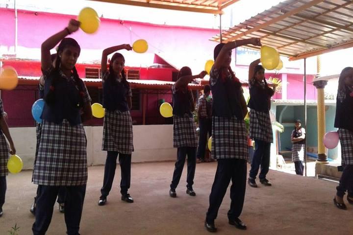 River De International School-Dance