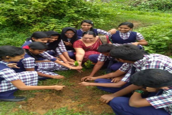 River De International School-Earth Day