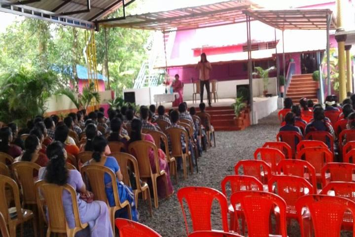 River De International School-Event