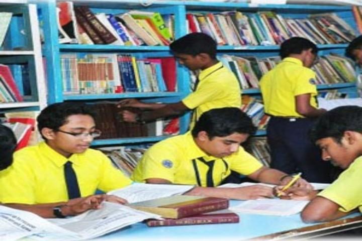 River De International School-Library