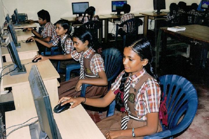 S D P V Central School-Computer Lab
