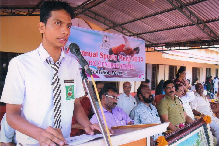 S D P V Central School-Sport Meeting