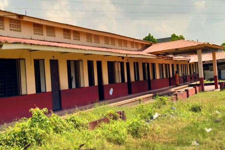 S D P V Central School-School Building