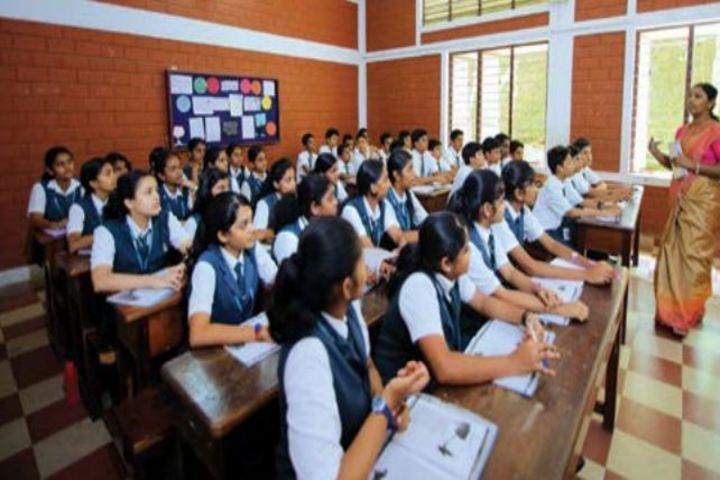 S F S Public School-Classroom