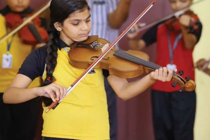 S F S Public School-Music