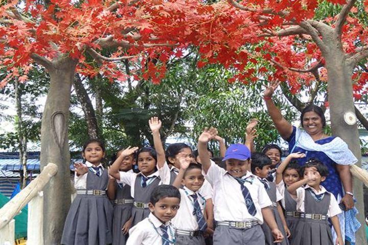 S F S Public School-Students