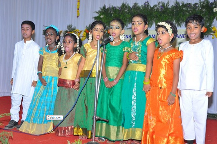 S N S Samajam Vidya Mandir-Singing