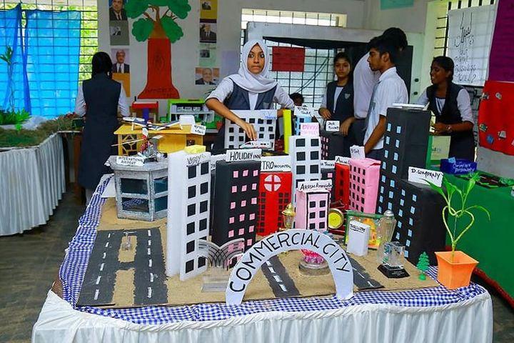 S N Vidya Bhavan Senior Secondary School-Experiment