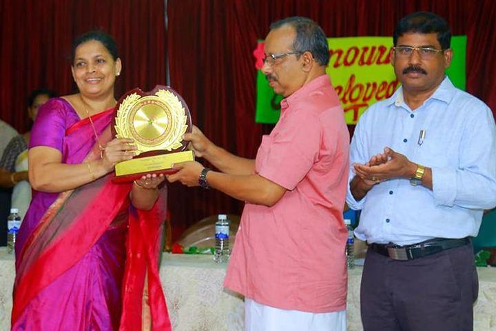 S N Vidya Bhavan Senior Secondary School-Award