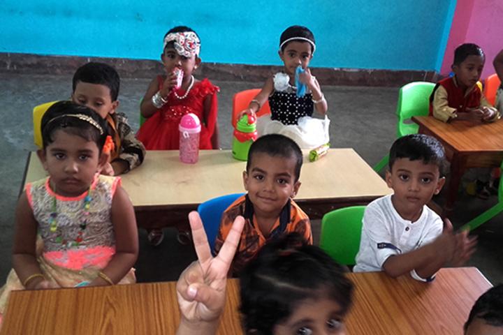 Iqra Public School-Kindergarden