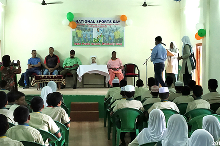 Iqra Public School-National Sports Day