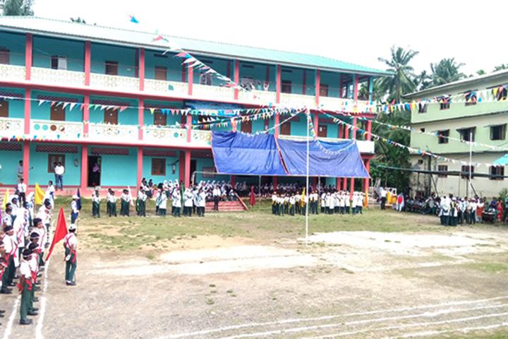 Iqra Public School-Play Ground