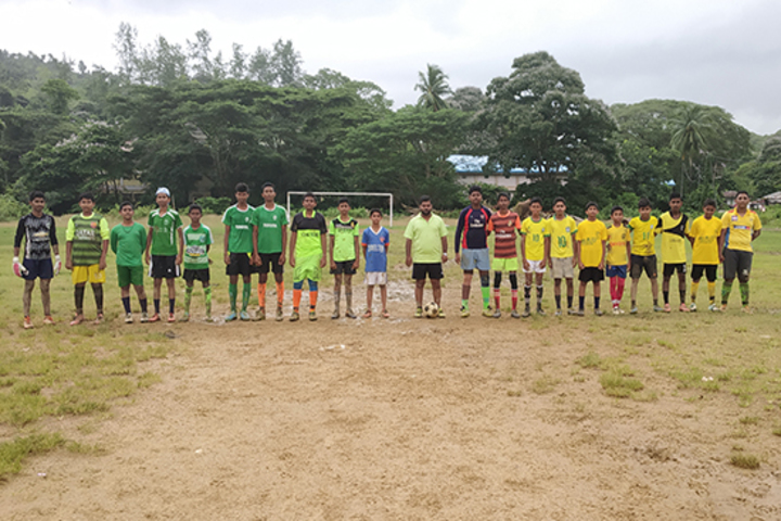 Iqra Public School-Sports