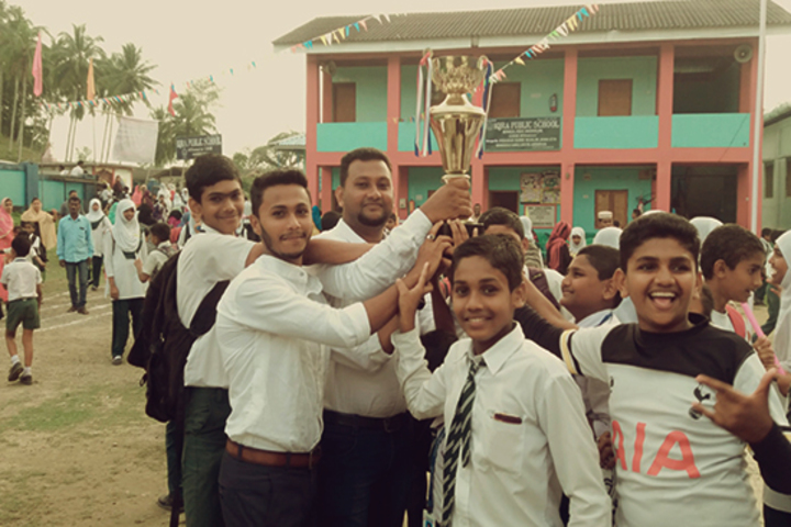 Iqra Public School-Prize Distribution