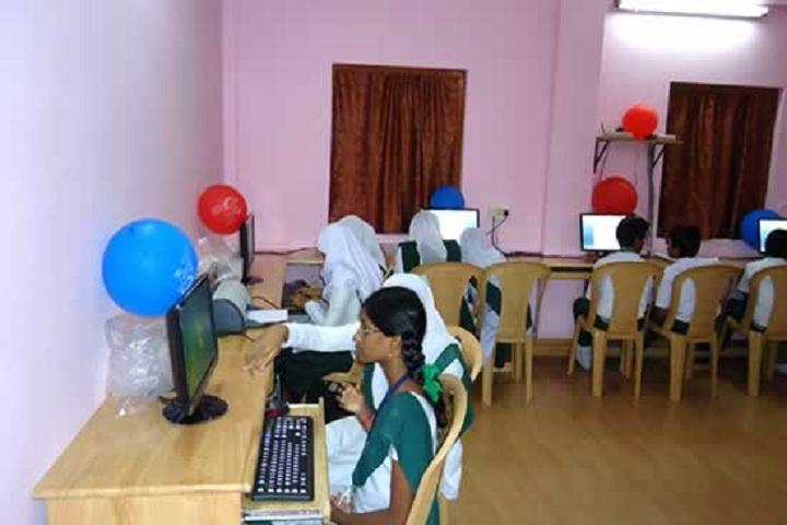 Iqra Public School-Computer Lab