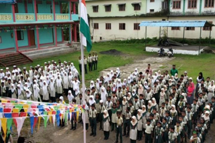 Iqra Public School-Independence Day Celebrations