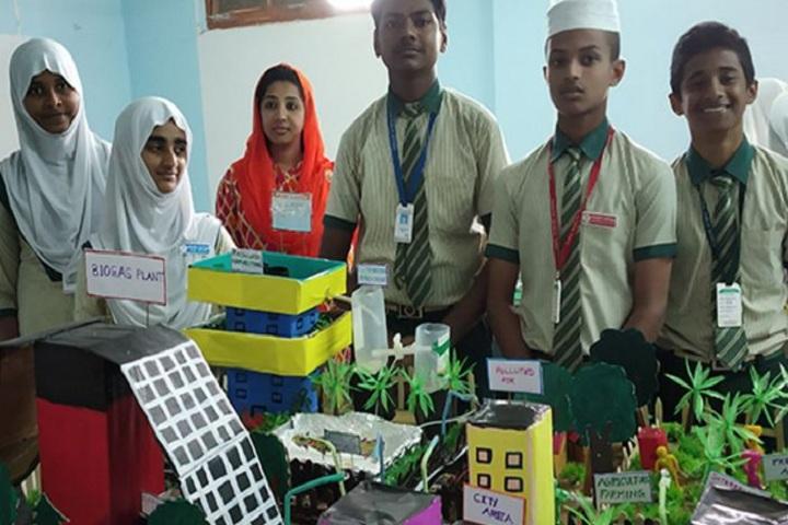 Iqra Public School-School Exhibition