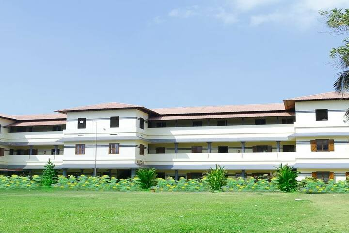 S S V M Residential Central School-Building