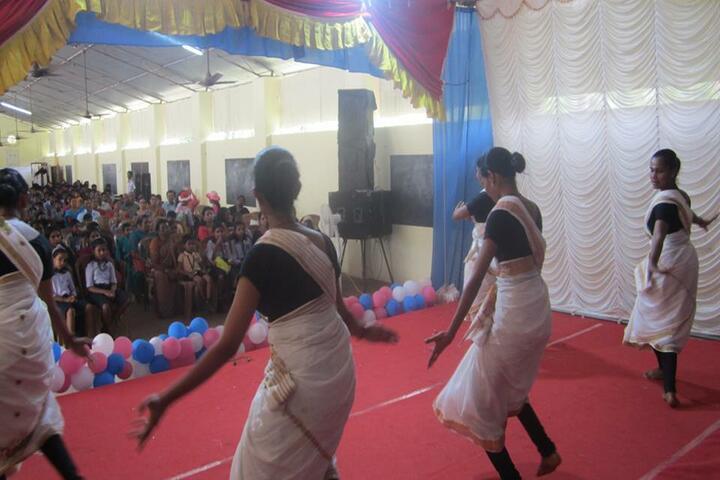 S S V M Residential Central School-Dance