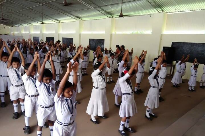 S S V M Residential Central School-Excise