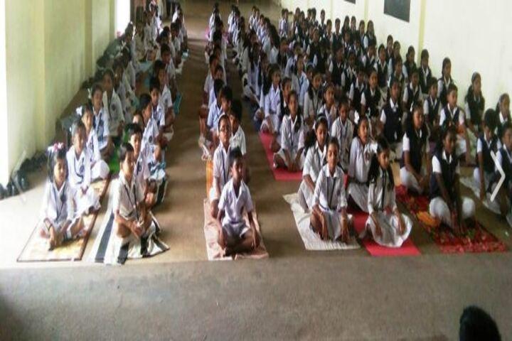 S S V M Residential Central School-Yoga