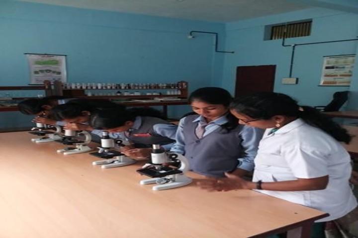 Sree Meenakshi Devaswam Public School-Biology Lab