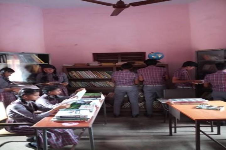 Sree Meenakshi Devaswam Public School-Library
