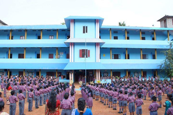 Sree Meenakshi Devaswam Public School-Prayer