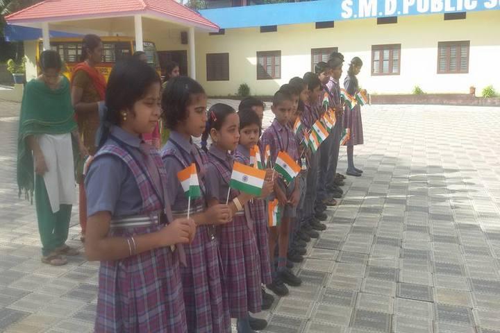 Sree Meenakshi Devaswam Public School-Republic Day
