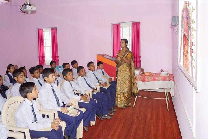 Sree Meenakshi Devaswam Public School-Seminar