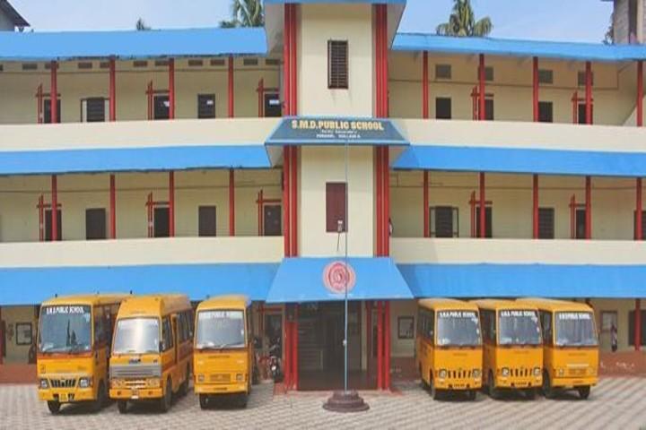 Sree Meenakshi Devaswam Public School-Transport