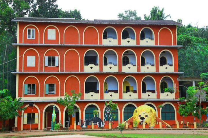 Sabarigiri School-Building