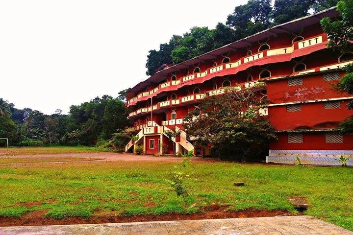 Sabarigiri School-Ground