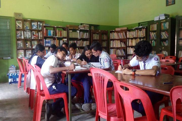 Sabarigiri School-Library