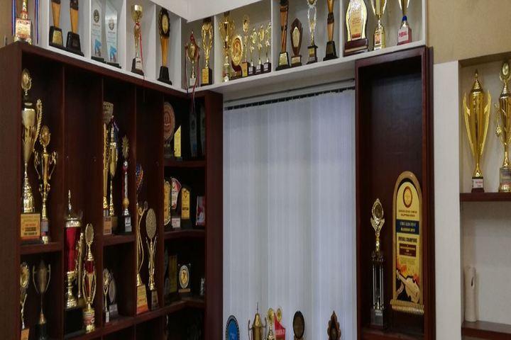 Sacred Heart English Medium School-Awards
