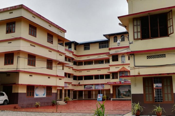 Sacred Heart English Medium School-Building