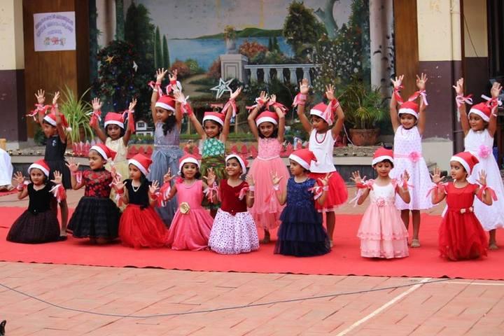 Sacred Heart English Medium School-Christmas day
