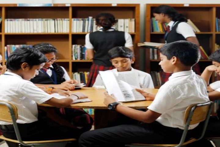 Sadhbhavana World School-Library