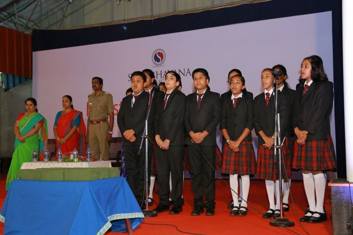 Sadhbhavana World School-Singing