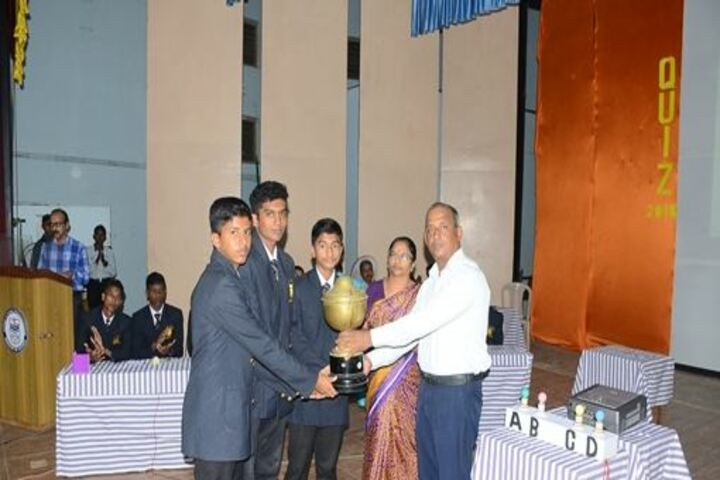 Sainik School-Award