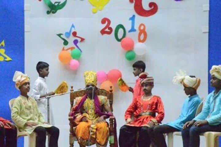Sainik School-Drama