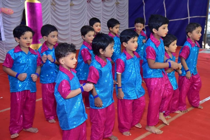 Salafi English Medium School-Annual Day
