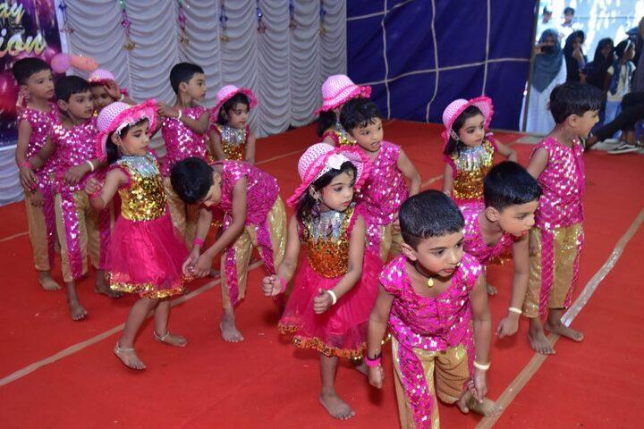 Salafi English Medium School-Dance