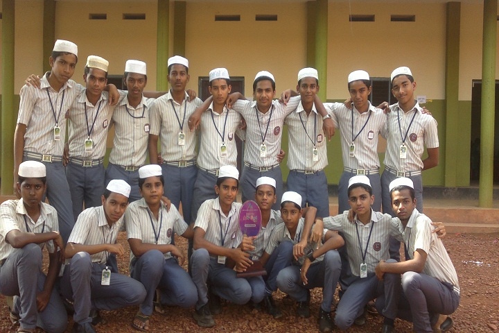 Salahudheen Ayyoobi English School-Students