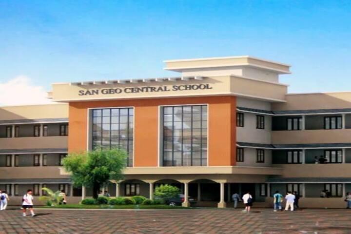 Sangeo Central School-Campus View
