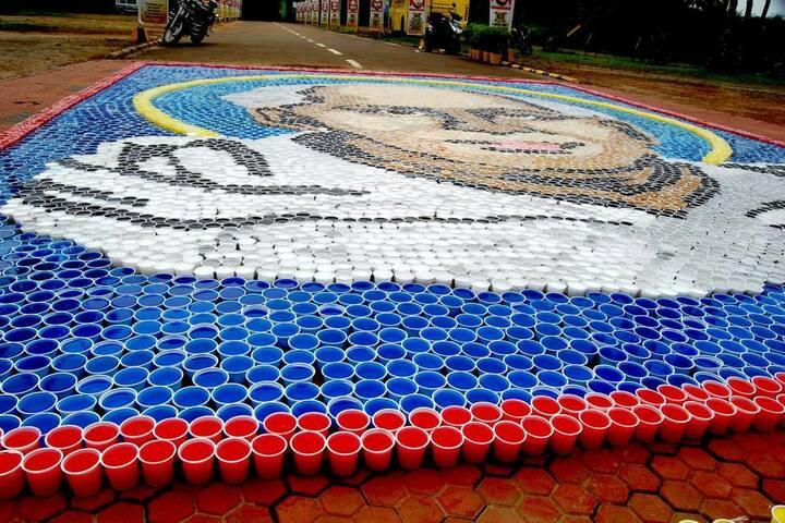 Sanjo CMI Public School-Art